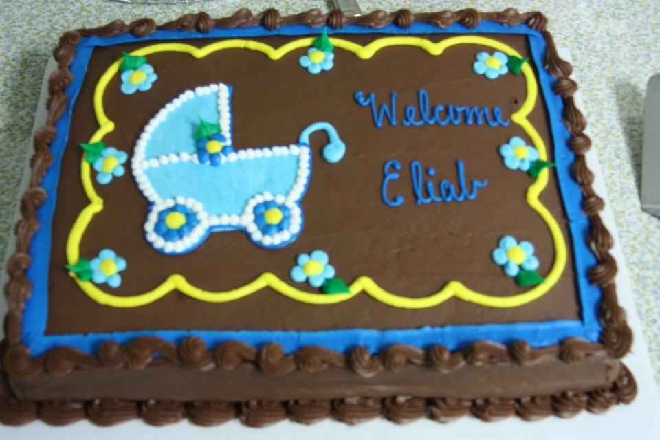 Eliab Cake